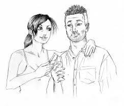 couple sketches by anjolendario on deviantart