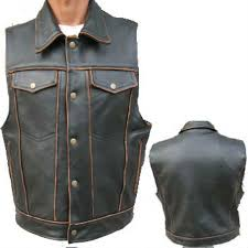 leather motorcycle jackets for sale men s biker vests for sale art food life style