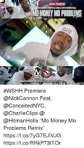 Mo Money Meme - wshh premiere ickcannon conceited charlie clips hitman holla mo