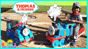 Backyard Trains You Can Ride For Sale by Thomas The Tank Engine Power Wheels Ride On Train For Kids Thomas