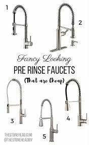 pre rinse kitchen faucet pre rinse kitchen faucet more decisions the