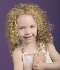 Haircuts For Little Girls Spiraling Curls For A Little Simple Hair Styling