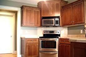 kitchen backsplash with oak cabinets backsplash ideas for oak cabinets with oak cabinets white oak