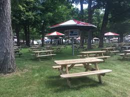 saratoga u0027s picnic tables more than just backyard real estate