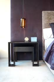 modern night table furniture rentals round peg side tables formdecor table black idolza