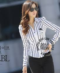 womens tops and blouses 2013 formal tops and blouses fashion cotton puff sleeve