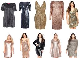 sparkling dresses for new years top ten plus size sequin dresses for new year s 2016