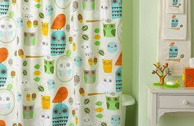 Owl Fabric Shower Curtain Owl Vinyl Shower Curtain Bedbathhome Com 301 Moved Permanently