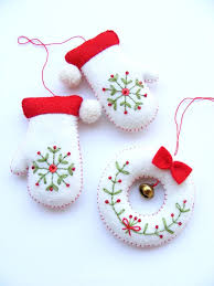 25 unique embroidered ornaments ideas on