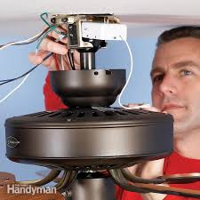 installing a new ceiling fan how to install a ceiling fan on your own kaodim