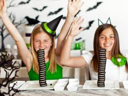 halloween party ideas kids games photo page hgtv