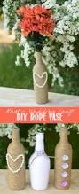 Diy Wine Bottle Decor by Diy Wine Bottle Centerpieces Rustic Wedding Craft Ww