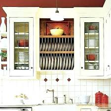 Kitchen Cabinet Plate Rack Storage Cabinet Plate Rack Plate Rack Storage Racks And Drainers