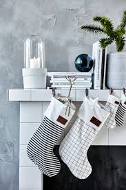 amazing ideas for a nordic inspired monochrome christmas house