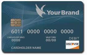 debit card for discover debit pulse network