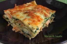 cuisiner le mascarpone lasagnes aux deux saumons et mascarpone maryse cocotte