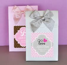 personalized wedding favor bags candy bags personalized wedding candy favor bags set of 12