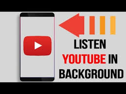 in background android how to listen in background android how to play