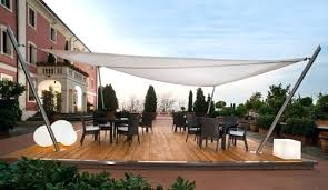 Triangular Patio Awnings Garden Patio Triangle Sun Shade Sail Canopy Awning Sunscreen With