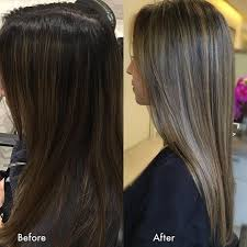 coloring gray hair with highlights hair highlights for best highlights to cover gray hair wow com image results hair