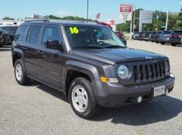 jeep patriot for sale used jeep patriot for sale in manchester nh 127 used patriot