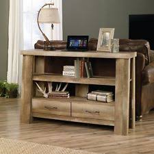 Wood Sofa Table by Rustic Console Table Ebay