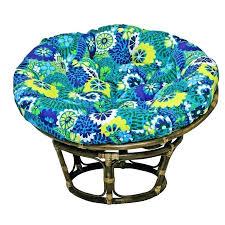 rattan papasan chair image of rattan chair rattan papasan chair replacement cushion