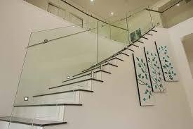 Glass Banisters Cost Glass Balustrade Frameless Glass Balustrades Brisbane