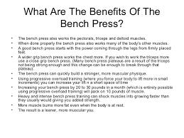 Bench Press Ups Push Ups Vs Bench Press