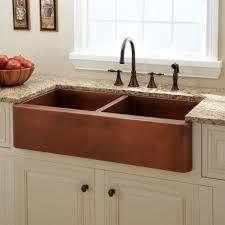 kitchen faucet copper asaro kitchen faucet with pull spout copper gooseneck