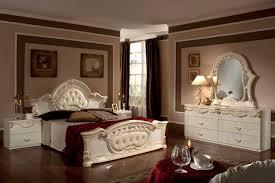 Italian Leather Bedroom Sets Traditional Italian Classic Bedroom Set Casa Blanca