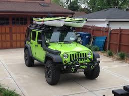 jeep wrangler unlimited sport soft top forums general kayak forum transporting kayak on jeep wrangler