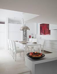 kitchen a wonderful kitchen design with concrete flooring and