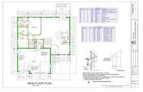 free house plans designs cad house plans