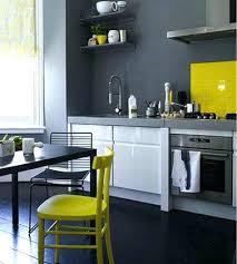 decoration en cuisine deco cuisine murale decoration cuisine peinture couleur cuisine gris