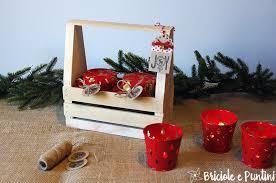 cassette natalizie regali fai da te toolbox in legno porta marmellate