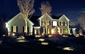 best outdoor led landscape lighting landscape flood lights outdoor led landscape lighting kits best