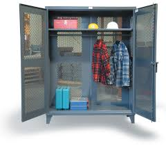 Janitorial Storage Cabinet Strong Hold Products All Products