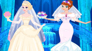 elsa wedding dress frozen elsa and wedding dress design princess wedding dress
