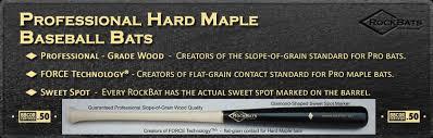 bats for sale rockbat baseball bats for sale rock bat wood baseball bats