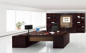 Office Desk With Cabinets Modern Desk Furniture Contemporary Executive Office Furniture