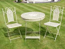 White Metal Patio Chairs Metal Patio Set Steel Patio Furniture Aluminium Outdoor Furniture