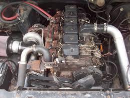93 Ford Diesel Truck - ford cummins swap test drive diesel bombers