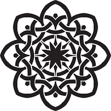 free photo ornamental knot design celtic abstract decorative max