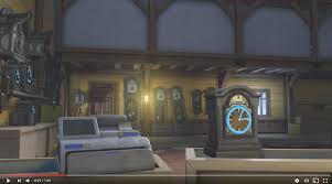 arpg eichenvalde clocks a clue overwatch