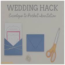 Invitation Pocket Wedding Invitation Inspirational Pocket Envelopes For Wedding