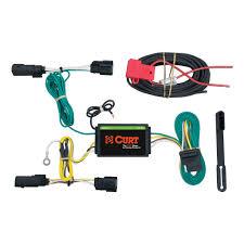curt manufacturing curt custom wiring harness 56249