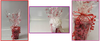 gift plastic wrap a and easy s day gift bulk candy store
