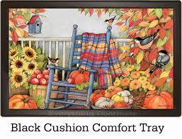 u0026 outdoor autumn porch matmate doormat 18x30