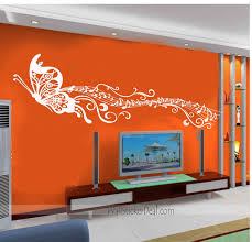 butterfly dancing with music wall stickers wallstickerdeal com butterfly dancing with music wall stickers